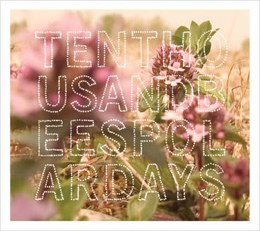 Ten Thousand Bees - 'Polar Days'
